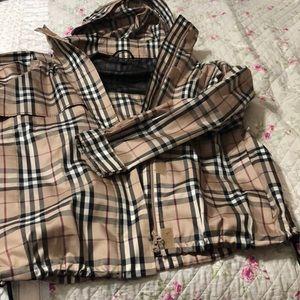 Burberry unisex jacket